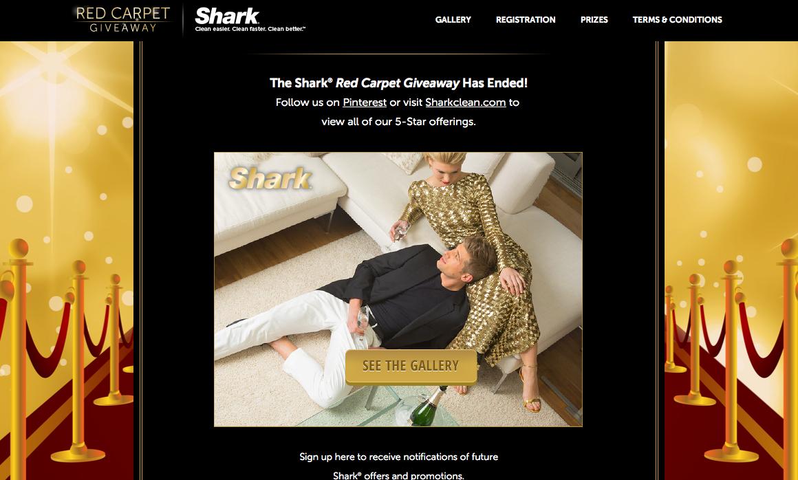 SHARK OSCAR 2014 PROMO