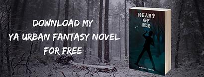 Download my YA urban fantasy novel for f