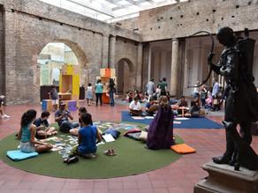 5 dicas para sua ida a museus com crianças ser incrível (e +: 7 museus em SP para você experimentar)