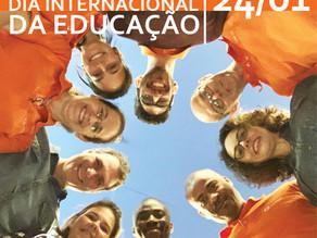 Educação para pessoas, planeta, prosperidade e paz