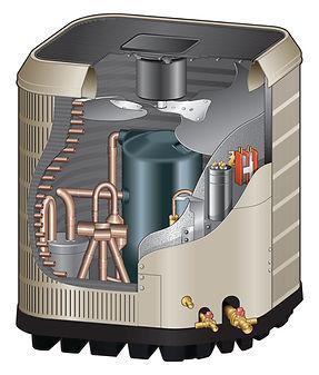 heat pump, repair, maintenance