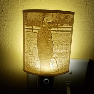 3D printed nightlight