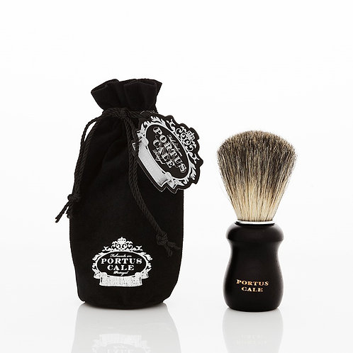 Portus Cale Black Edition Shaving Brush