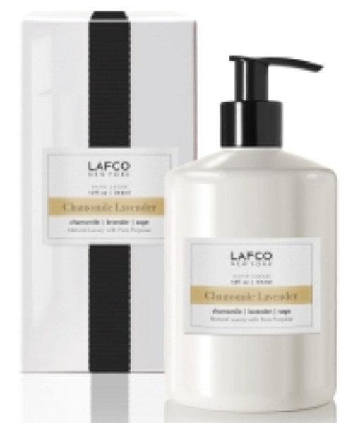 LAFCO Chamomile Lavender Pump Hand Cream
