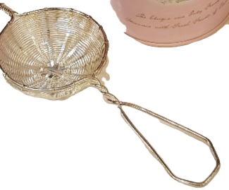 Petite Basket Loose Tea Strainer