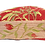 Thumbnail: French Tapestry Cosmetic Bag - Peonies Red