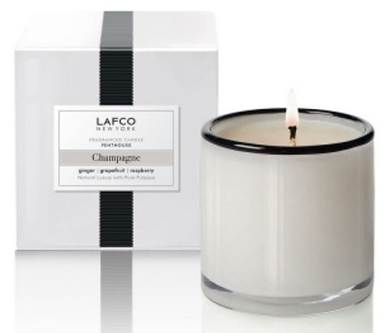LAFCO Champagne Scented Classic Candle