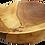 Thumbnail: Rustic Muzumina Wooden Salad Bowl