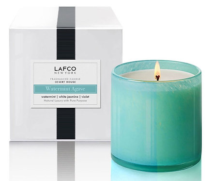 LAFCO Watermint Agave Scented Classic Candle