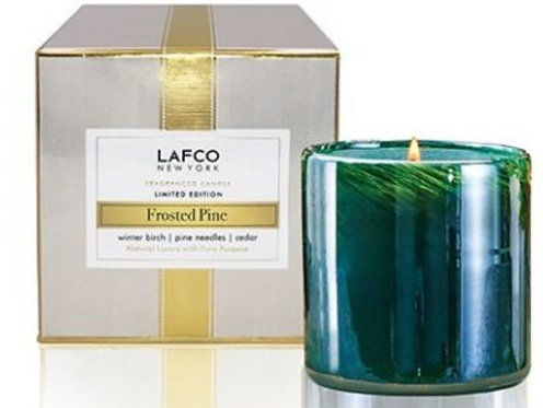 LAFCO Frosted Pine Signature Candle