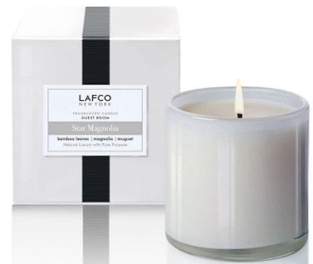 LAFCO Star Magnolia Scented Signature Candle