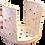 Thumbnail: Speckled Ivory Ceramic Sponge Holder