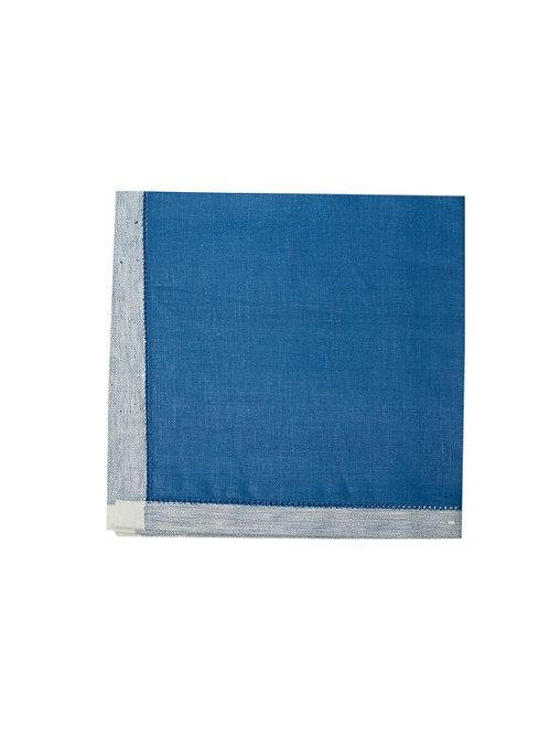 Majesty French Blue Linen Napkin set 4