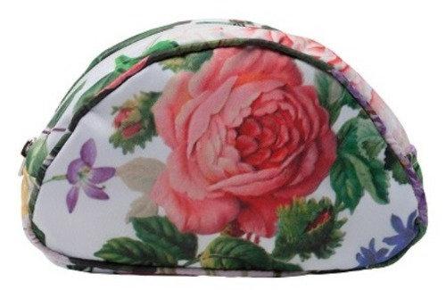 English Garden Waterproof Cosmetic Bag - Small