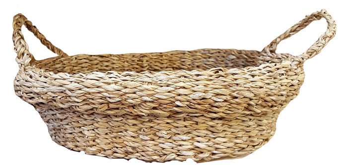 Seagrass Fruit Basket - Medium