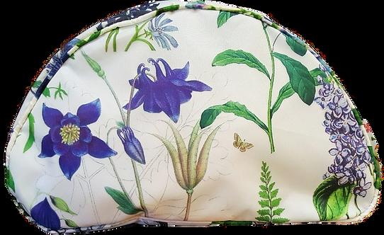 Moody Blues Floral Waterproof Travel Bag - Large
