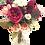 Thumbnail: Silk Flower Arrangement Rose & Peony