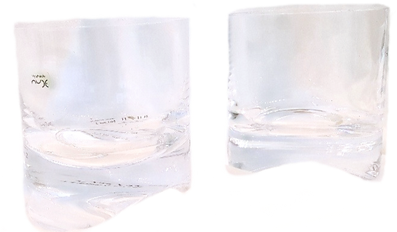 Arch Set of 2 Whisky Glasses