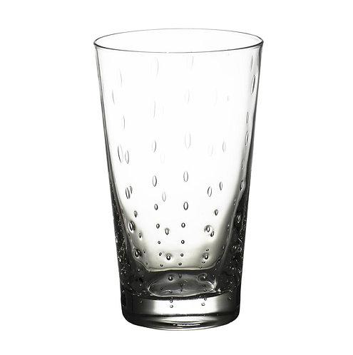 Raindrop Highball/Water Glass set of 4