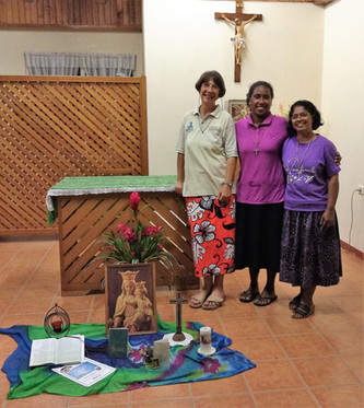 """Jesus said: """"Let's go elsewhere to the neighbouring country towns...the Salesian Sisters sa"""