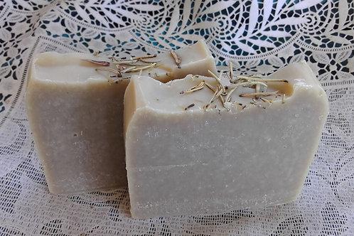 Jabón natural de Romero y Limón