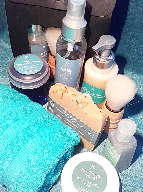 Set de higiene y cuidado 3
