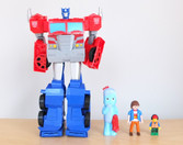 Toys in height order