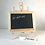 Thumbnail: Daily Gratitude chalk board, easel & chalk pen