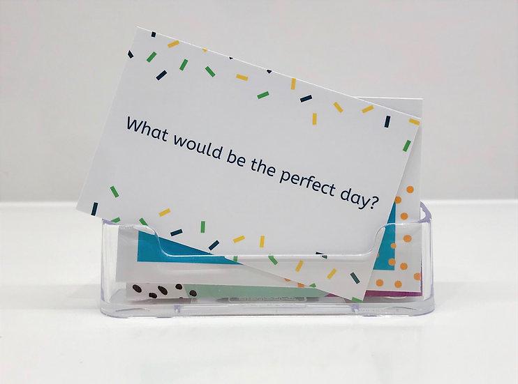 Busy Minds Happy Conversation Cards
