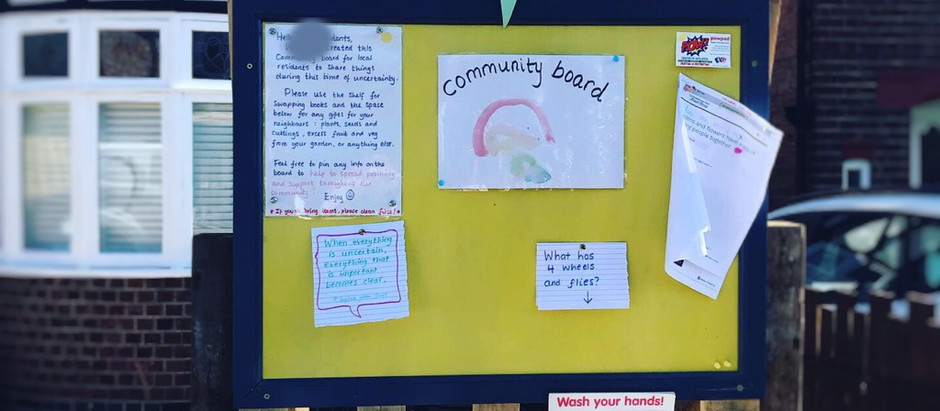 Our Community Board