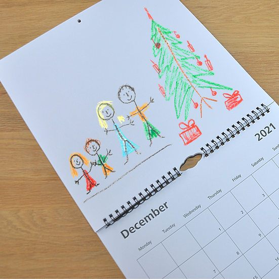 Create your own 2021 Calendar and Share a mindful moment