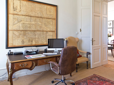 Immaculate Chateau Office