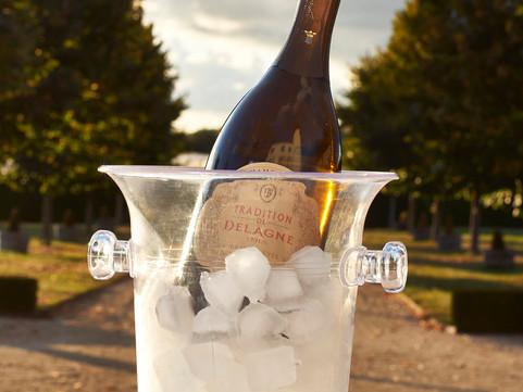 Immaculate Chateau Champagne