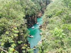 Canyons de Furnas
