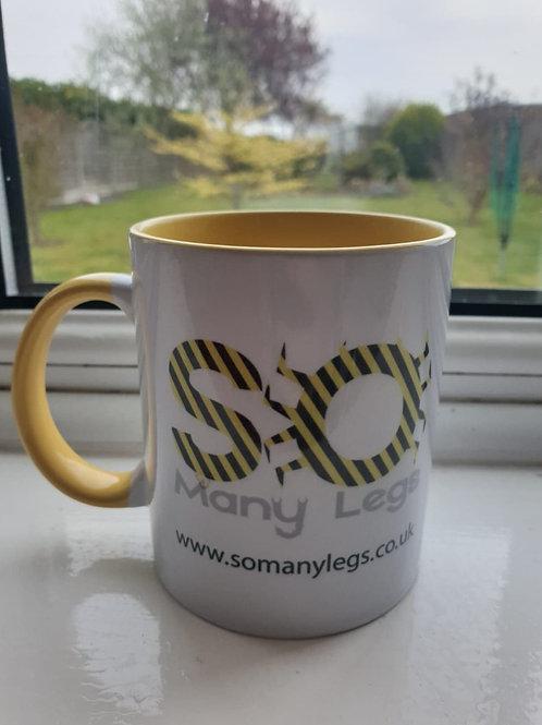 Mug of 'T' XL