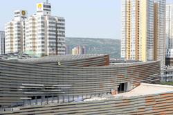 Baoji Cultural Center, China