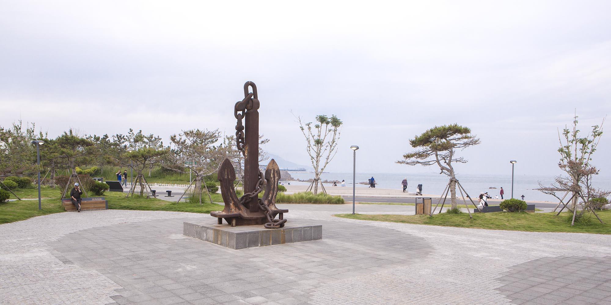 QINGDAO SEASIDE PARK