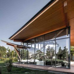 Shanghai Wood Pavilion