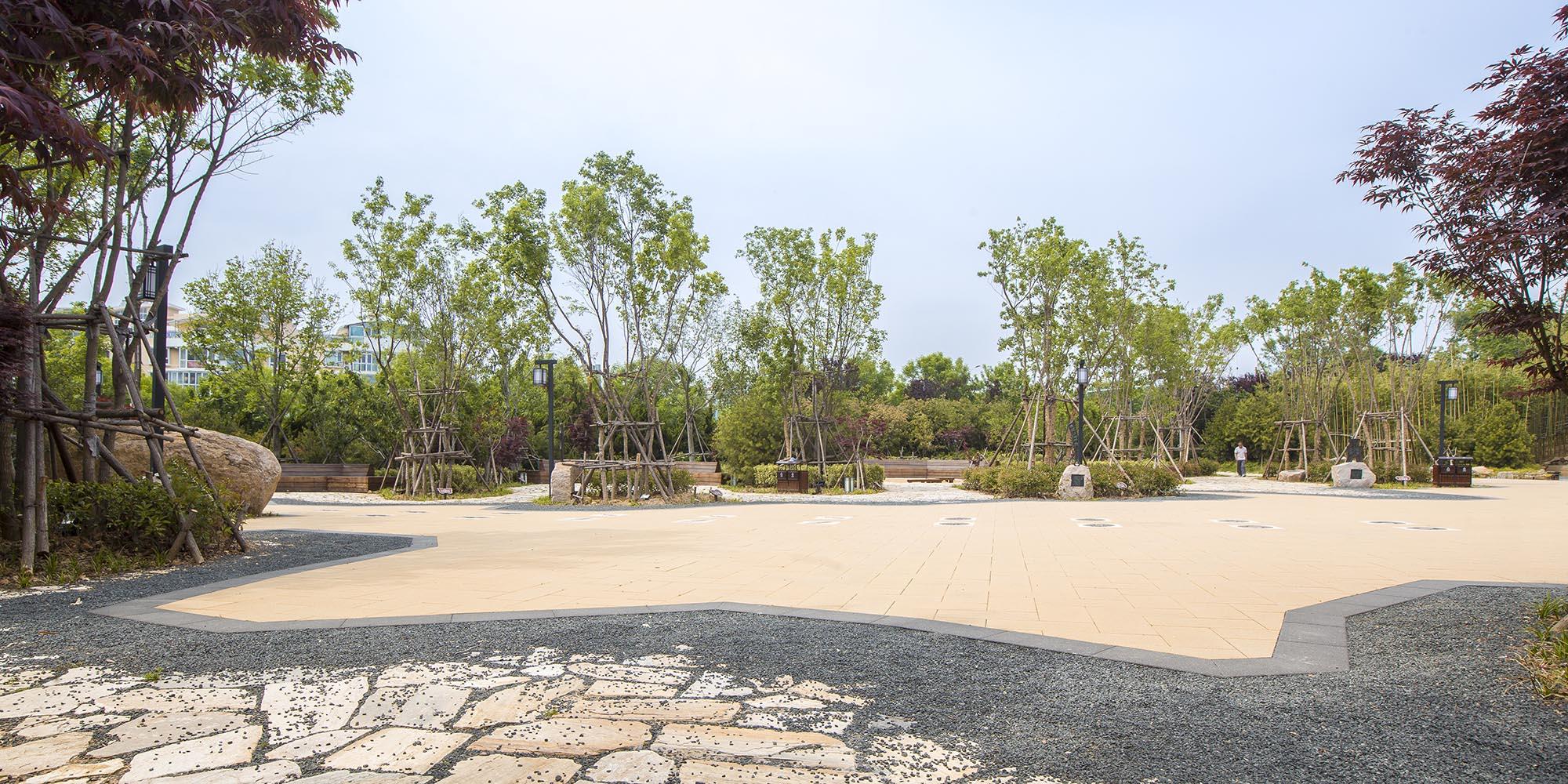 QINGDAO JINGLIN MOUNTAIN