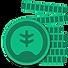 moedas verdes