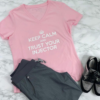 Aesthetically Speaking Keep Calm and Tru