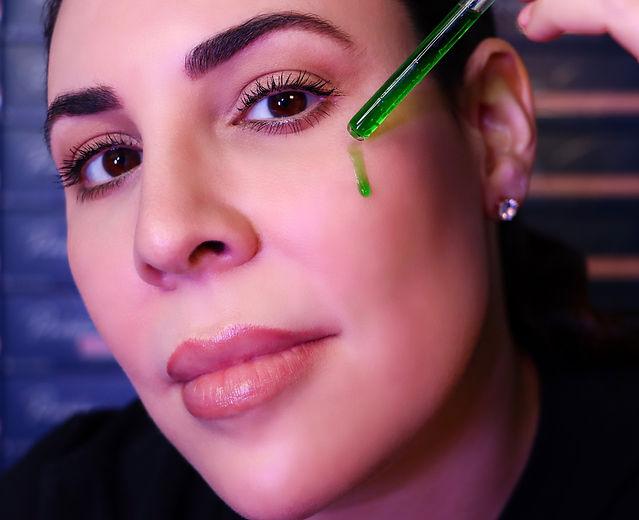 Selfie Aesthetic Tanya Patron PA-C Skinc
