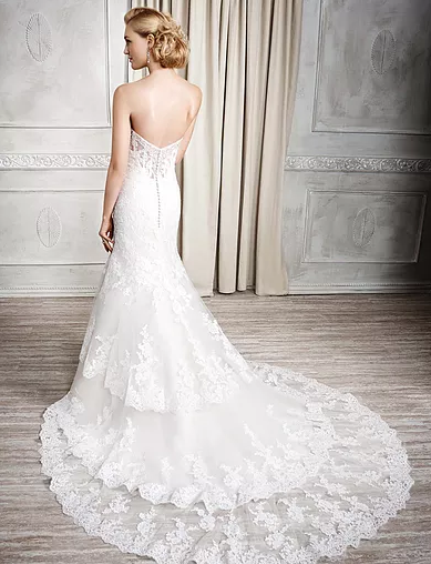 See all our Semi-Cathedral dresses