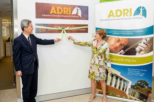 89467 Announcement of WHO and ADRI Colla