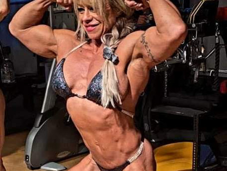 8 Weeks Out For My Show