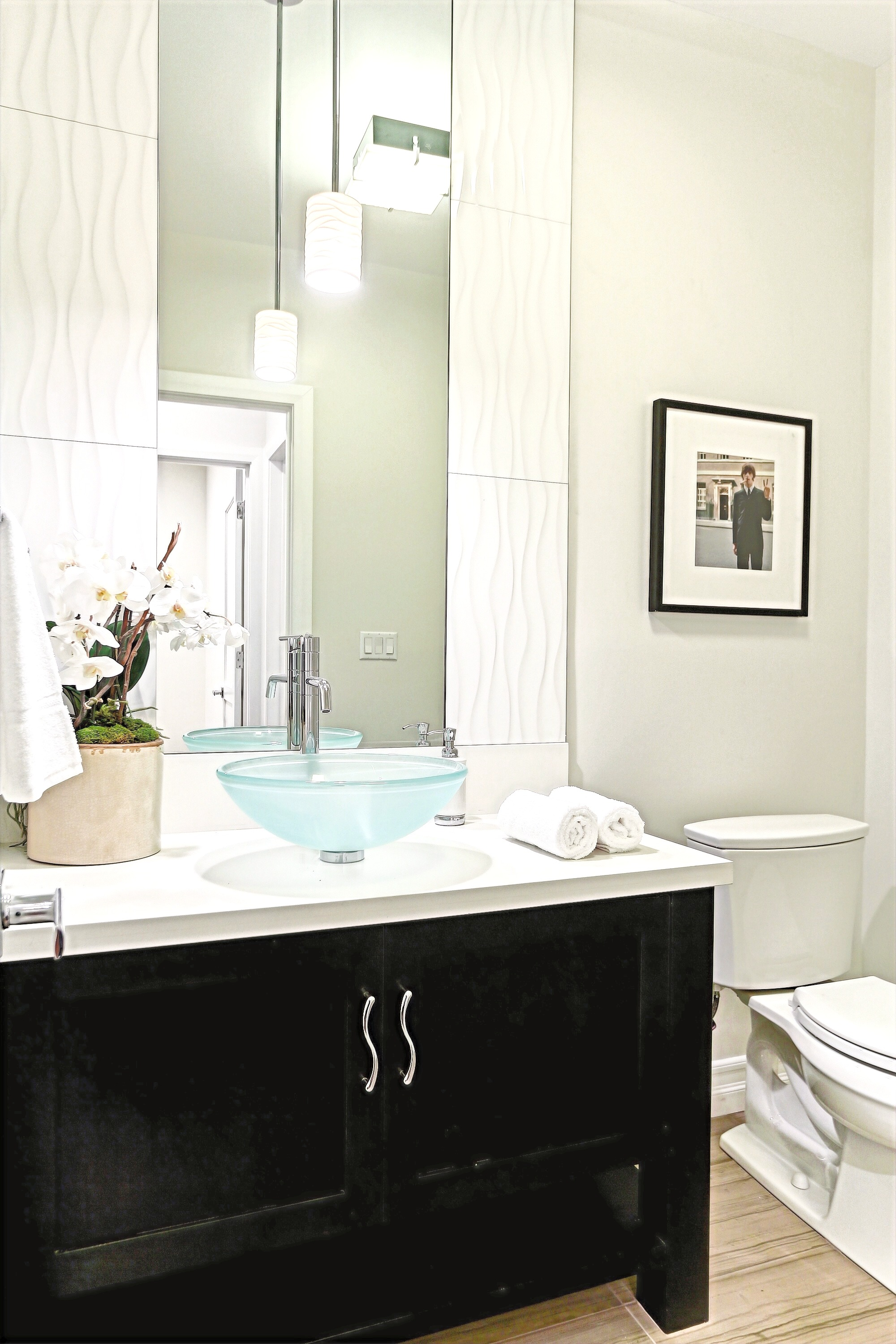 Transitional Bath