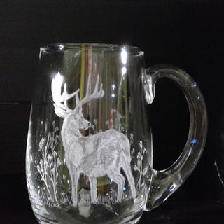 Deer Beer Mug