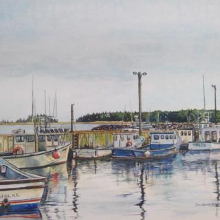 Pictou Pier