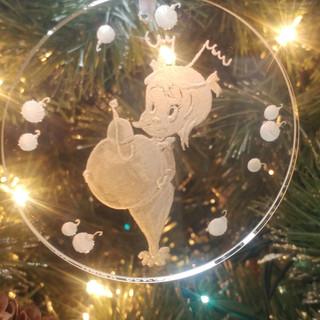 Cindy Lou Ornament