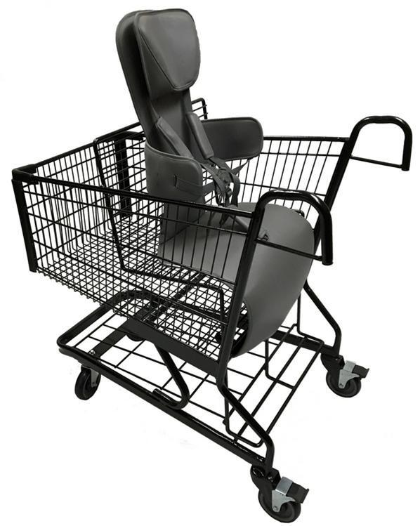 Shopping Carts Merchandising